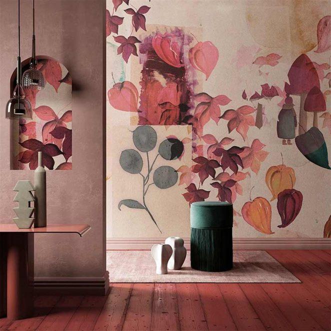 style de mur fleury