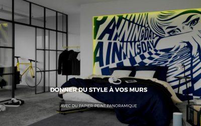 Adopter un revêtement mural XXL pour une décoration sublime
